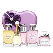 Dior/迪奥香水明星Q版5件套装 真我花漾粉魅永恒的爱迪奥之韵礼盒